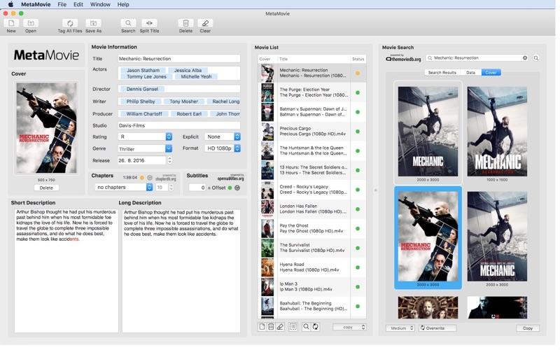 MetaMovie Screenshot 01 12tnrmn