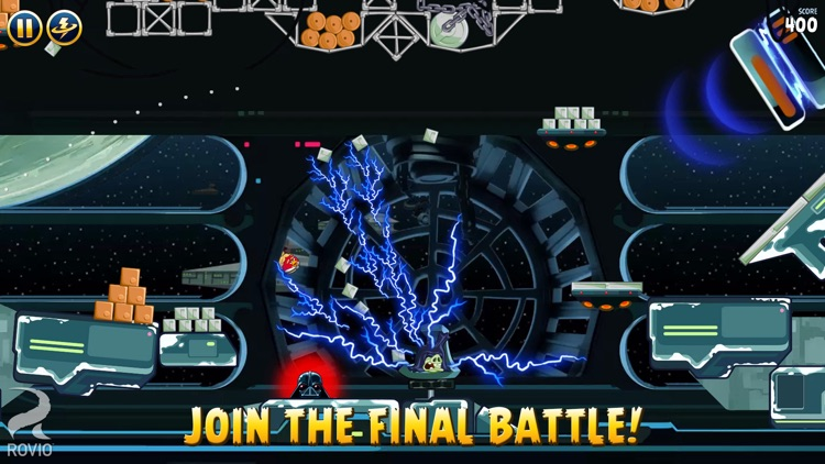 Angry Birds Star Wars screenshot-4