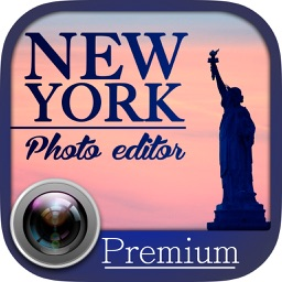 New York photo editor and NYC stickers - Pro