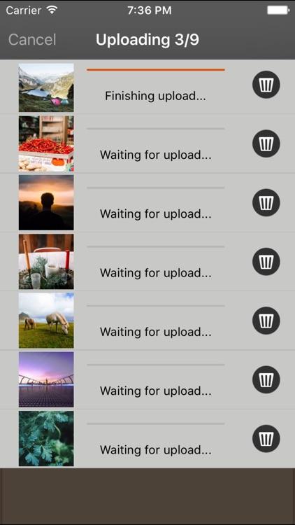 Picashare for Picasa and Google Photos albums screenshot-3