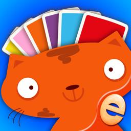 Ícone do app Saiba Colors App Formas Pré Jogos Para Crianças