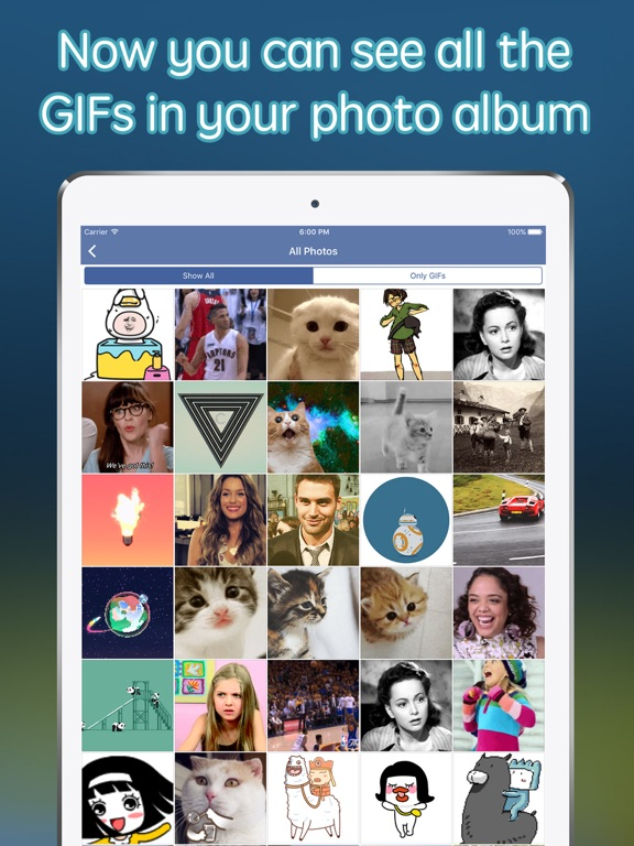 Screenshot #3 for GIF Upload for Instagram - upload your gifs to Ins