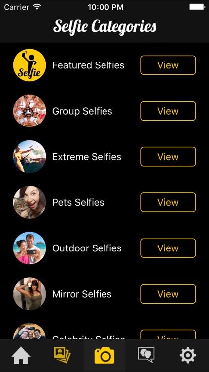 Selfielicious screenshot-3