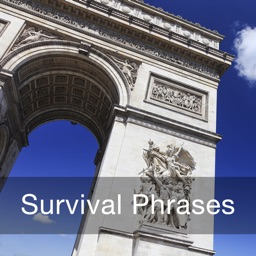 Survival Phrases French for iPad