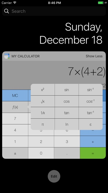 My Calculator (including currency conversion) screenshot-3
