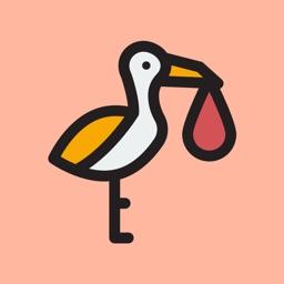 Pregnancy Stickers - Emoji For Pregnant Moms