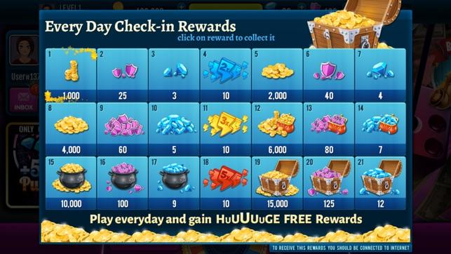 Fortune in Vegas Jackpots Slot Screenshot