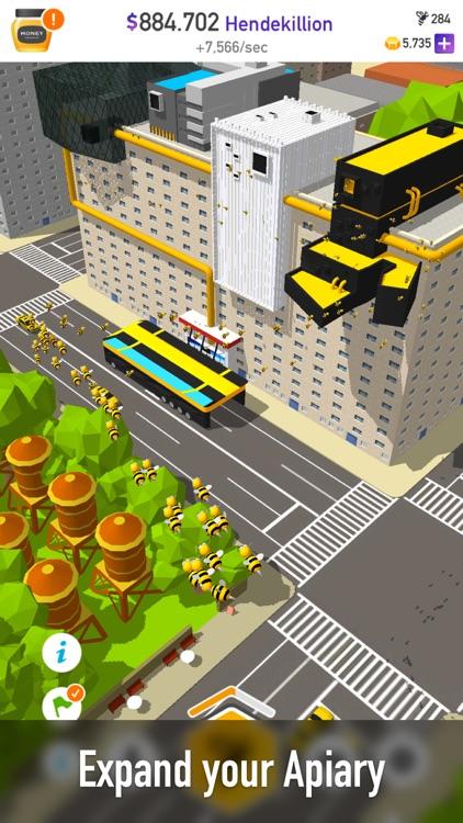 HoneyBee Planet screenshot-4