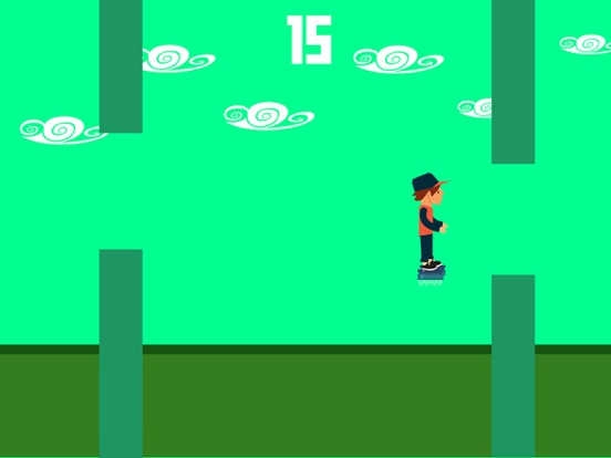 Flying Your Hoverboard screenshot 8