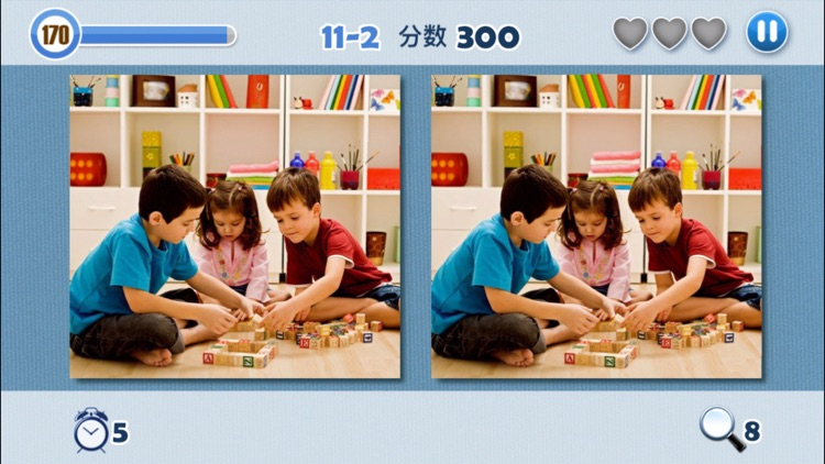 Spot the Differences - find hidden object games screenshot-3