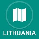 Литва : Offline GPS-навигации icon
