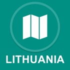 Lituanie : Offline Navigation GPS icon