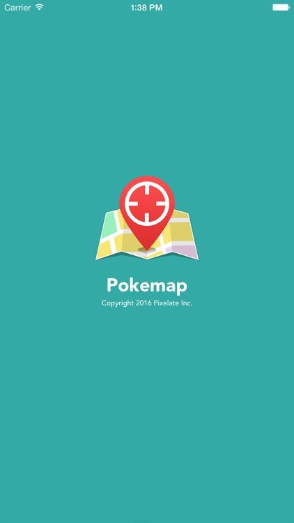 Pokemap for Pokemon GO with Radar Scanner screenshot-3