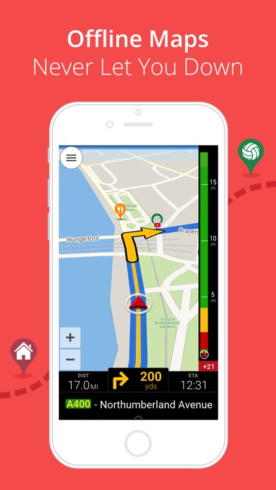 Copilot Hd Europe review screenshots