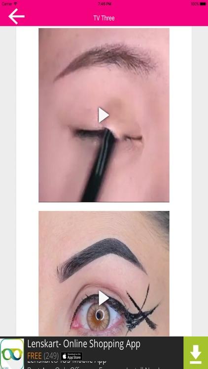 MakeUp Videos Plus
