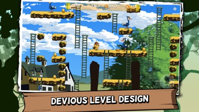 Chuckie Egg 2017 Challenges Screenshot 2