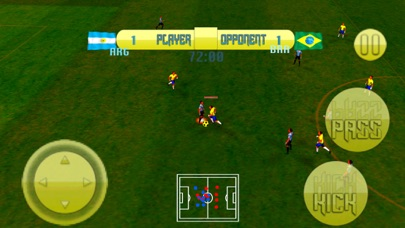 Football WorldCup Soccer 2018 Pro screenshot two