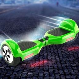 Real Hoverboard: Hover Rider Stunts Simulator