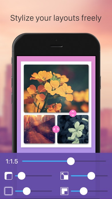 Pic Jointer – Photo Collage, Camera Effects Editor app image