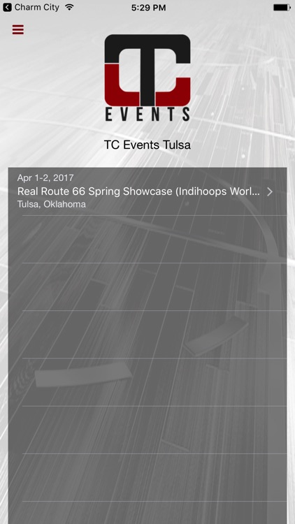 TC Events Tulsa