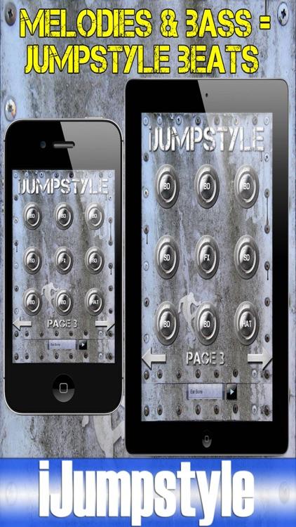 iJumpstyle - Jumpstyle Sound Hardstyle Music Drum