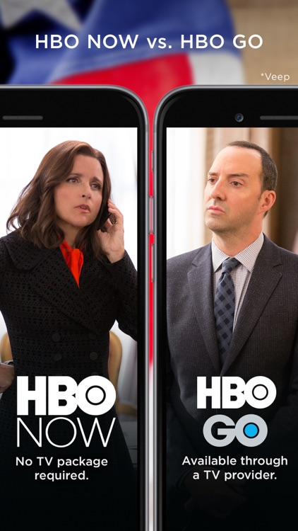 HBO NOW: Stream original series, hit movies & more app image