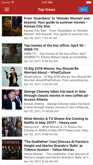 Movie News - New Movies Updates, Rumors & Reviews on the App