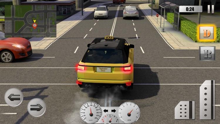 Taxi Driver 3D screenshot-4