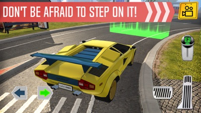 Roundabout 2: City Driving Sim App 截图
