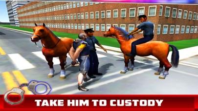 Prisoner Escape - Police Horse screenshot four