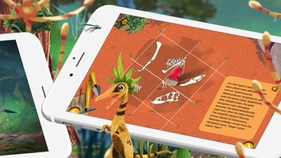 Ginkgo Dino: Dinosaurs World Game for Kidsのおすすめ画像3