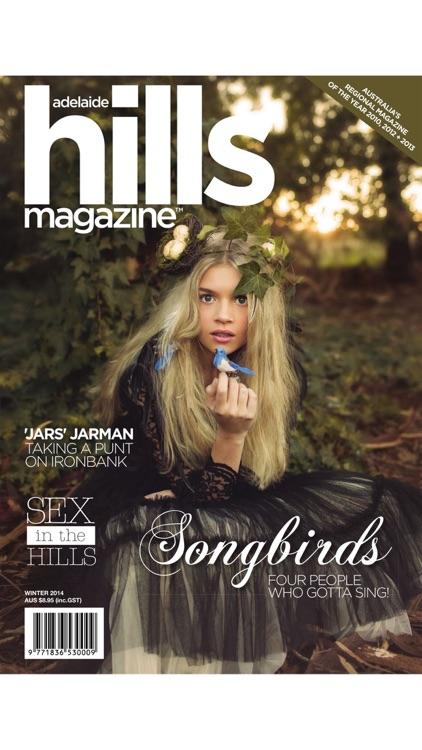Adelaide Hills Magazine screenshot-3