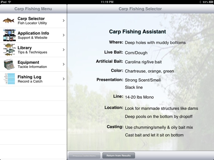 Carp Hunter Pro screenshot-2