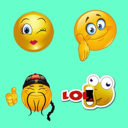 Emoji++ Amazing iMessage Stickers and Emoji App