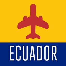 Ecuador Travel Guide and Offline Street Map