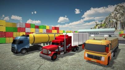 大きなトラック シミュレータ: 道路のトラックの運転手 2017のおすすめ画像3