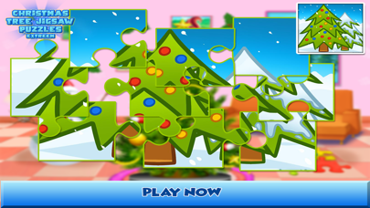 Christmas Tree Jigsaw Puzzles Extreme screenshot four