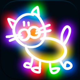 Kids Doodle - Neon Doodle & Draw Space