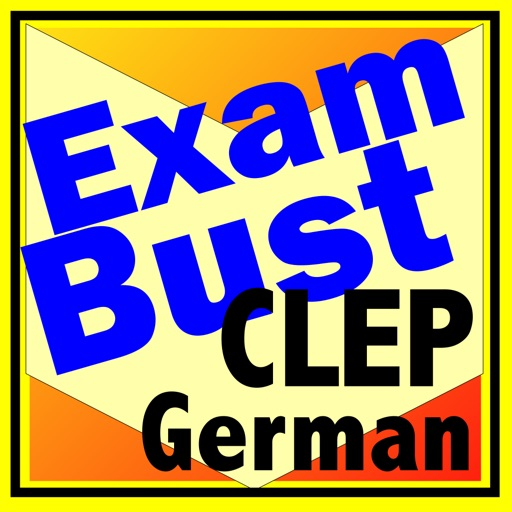 CLEP German Prep Flashcards Exambusters