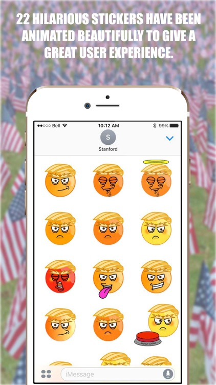 Prez Emoji Stickers – Donald Trump Edition screenshot-4