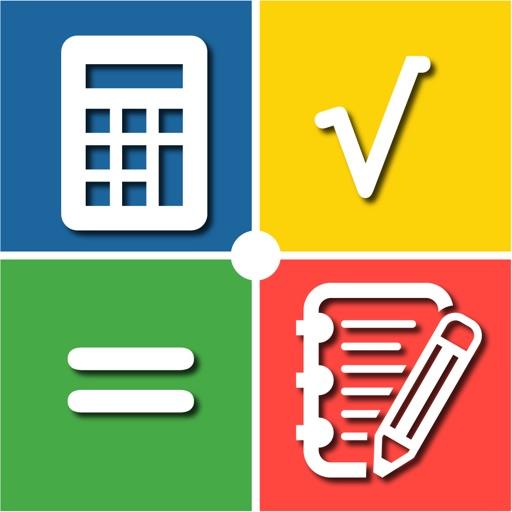 CalcMadeEasy Free : Calculator + Auto Notes