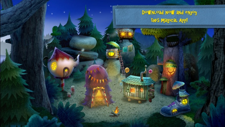 Nighty Night Circus - bedtime story for kids screenshot-4