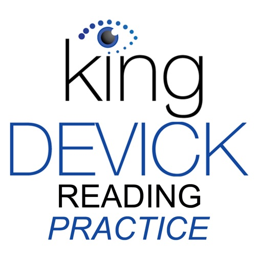 King-Devick Reading Acceleration Practice