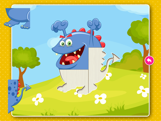 Toddler Learning Games: Kids, Baby & Boys puzzle screenshot 7