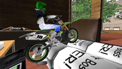 Office Bike Stunt Racing Sim-ulator screenshot four