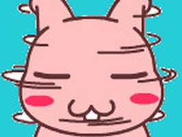 Moronism Rabit Animated Stickers For iMessage