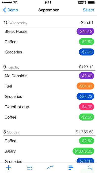 Финансы 1 (Старая версия)Скриншоты 2