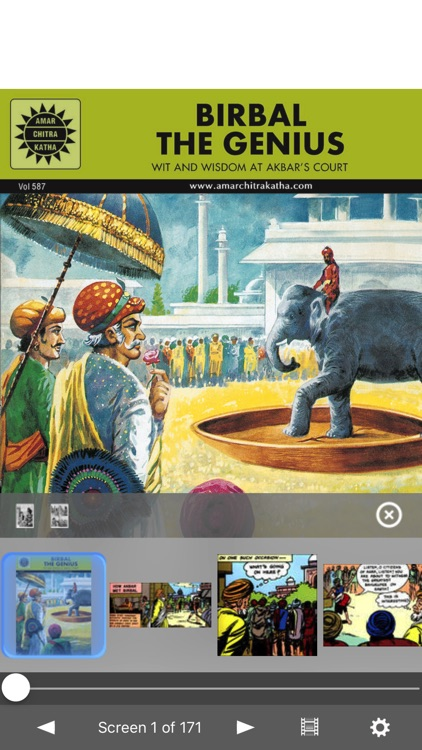 Birbal The Genius - Amar Chitra Katha