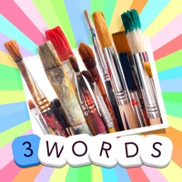Codes for 3 Words: Colorful – find three secret words in one crazy colorful picture Hack