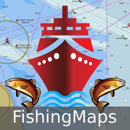 Gps Fishing Maps